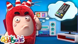 Oddbods' Things are Going Missing! | Funny Cartoon