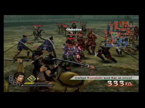 Samurai Warriors 3 - Magoichi's Story 5 - The Osaka Campaign