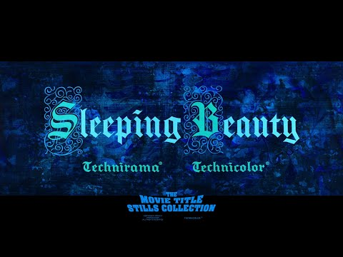 Sleeping Beauty (1959) Title Sequence