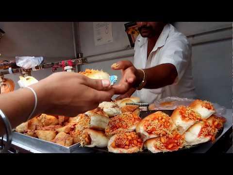 Indian Street food near Andheri station