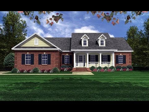Traditional House Plan at FamilyHomePlans