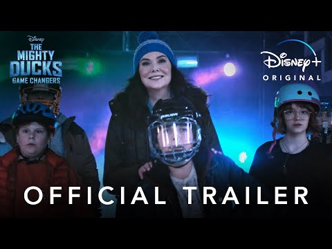 The Mighty Ducks: Game Changers | Official Trailer | Disney+