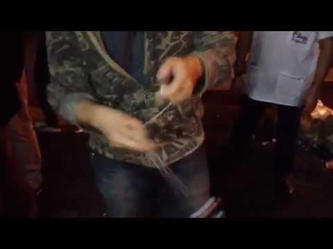 We Have Band - Champion yoyo action in Sao Paulo, Brazil