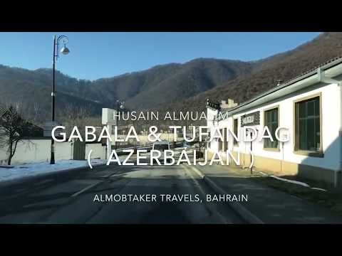 Azerbaijan Trip to Tufandag, Gabala//Holiday Azerbaijan Travel