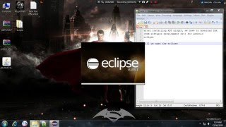 How Make Android Project Eclipse Mars Step Step Process Part