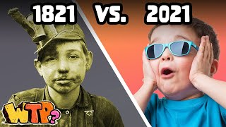 What Was It Like To Be a Kid In The Past? | WHAT THE PAST?
