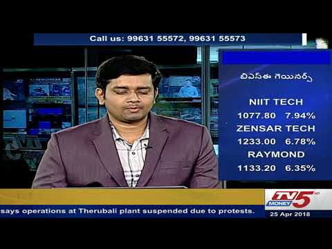 25th April 2018 TV5 Money Closing Report 4 PM
