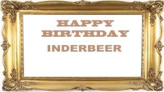 Inderbeer   Birthday Postcards & Postales