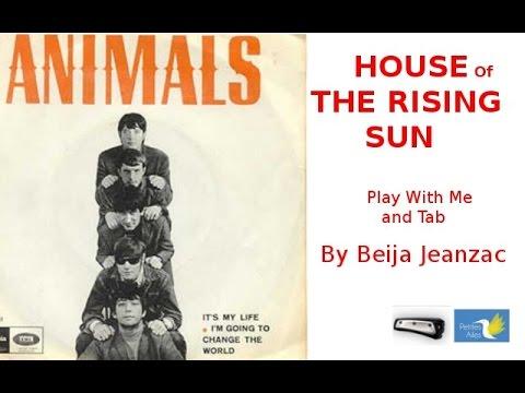 House of the rising sun c harmonica