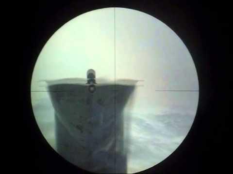 HMAS Farncomb vs Super Typhoon