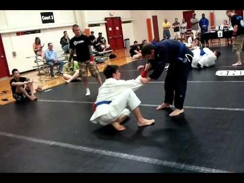 US Grappling Bluebelt Middleweight Final 06.25.11