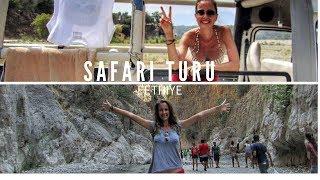 YAKAPARK, SAKLIKENT KANYONU, GİZLİ BAHÇE, ÇAMUR BANYOSU I Fethiye Safari Turu