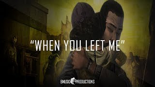 When You Left Me - Emotional Deep Sad Violin Guitar Rap Beat - 2018