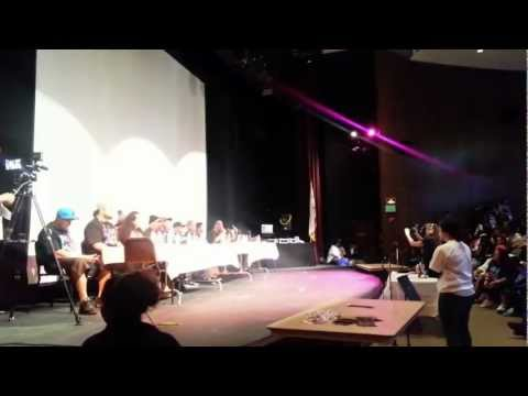 Pacific Island Mana Youth Conference 2013. part 1