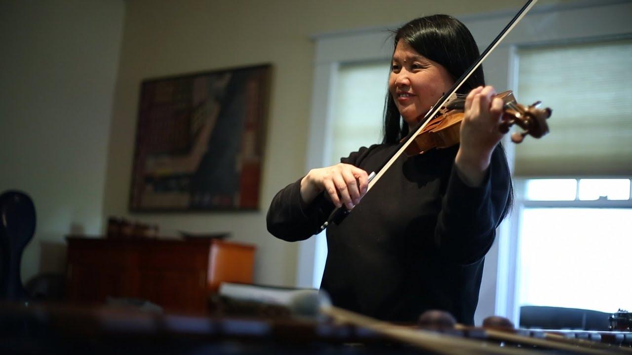 Mozart Minute: Deborah Wong