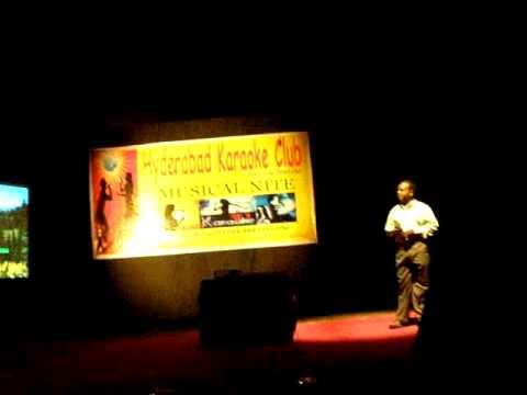 hyderabad karaoke club video