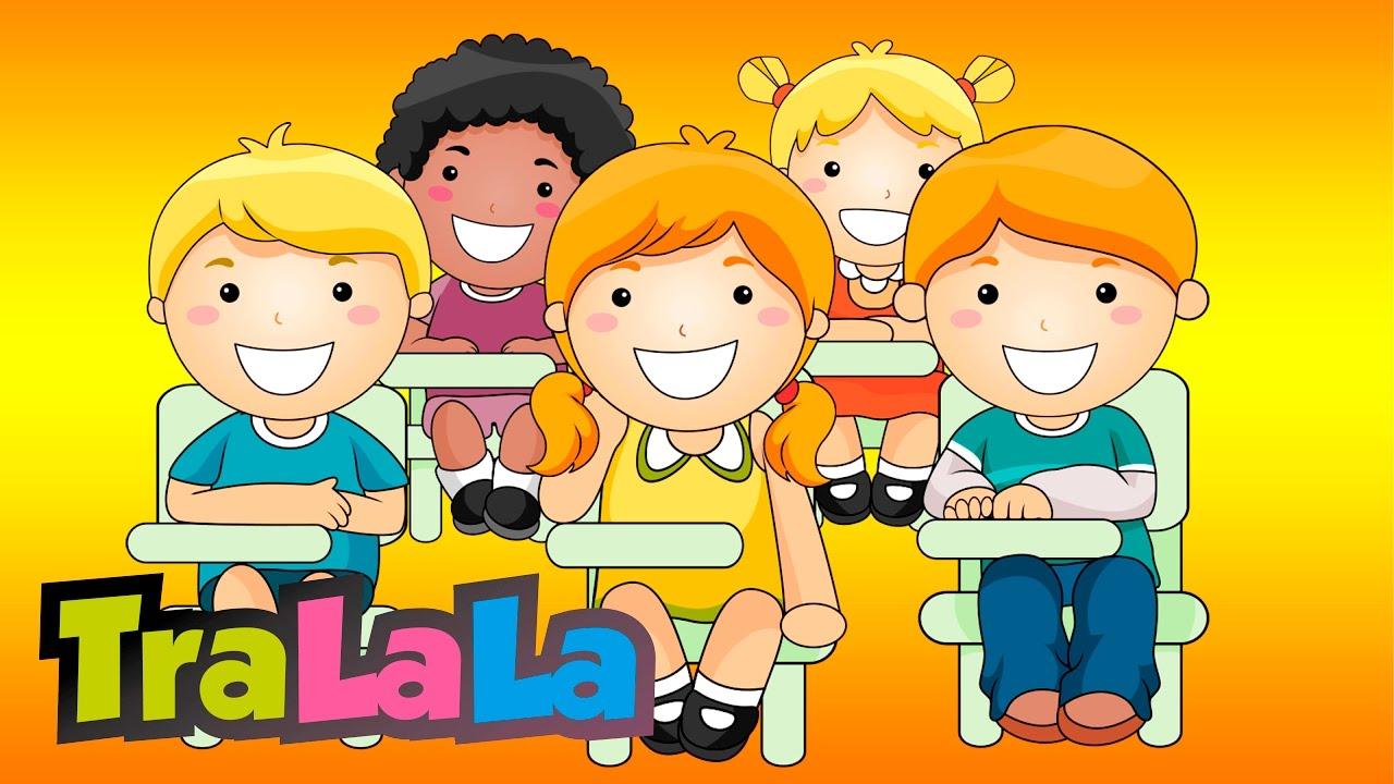 Noi suntem școlari - Cântece de toamnă pentru copii | TraLaLa