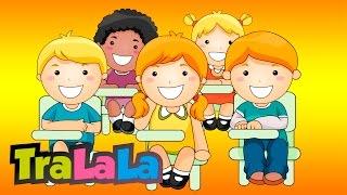 Noi suntem scolari - Cantece de toamna pentru copii TraLaLa