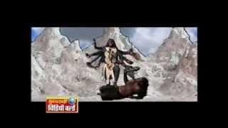 Kalkal Karti Mata Kali - Jhoomat Jhoomat Aao Devi - Rakesh Tiwari - Hindi Devotional Song