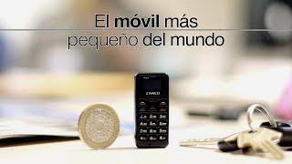 El celular más pequeño, el celular mas delgado y el celular mas portátil | TOP celulares