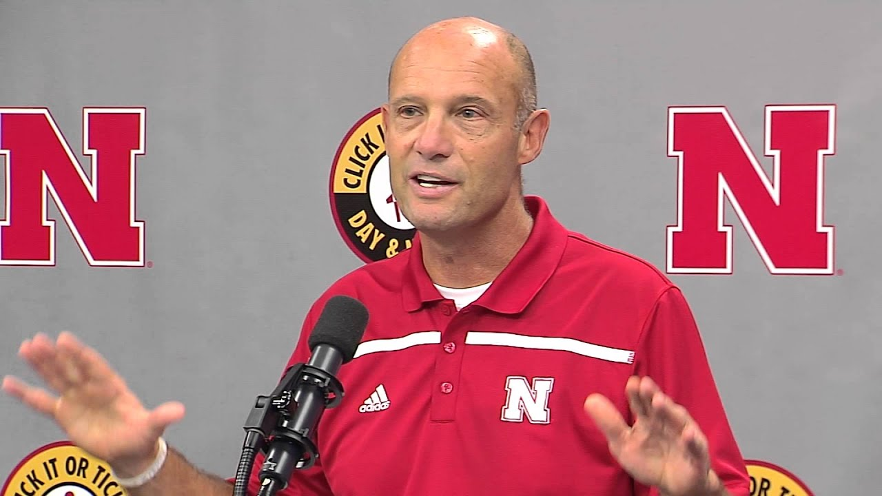 RAW: Nebraska football head coach Mike Riley previews BYU ...