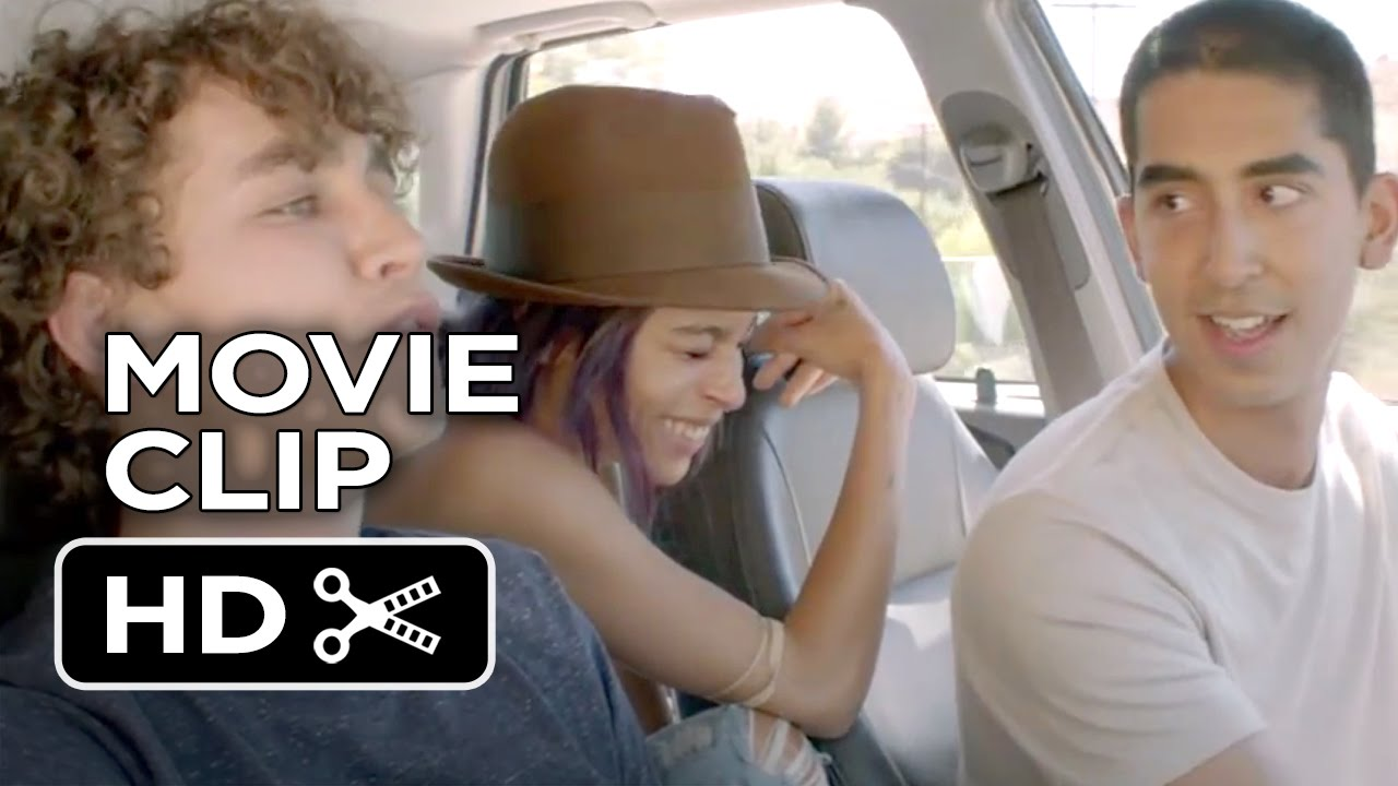 Download The Road Within Movie CLIP - Hard to Tell (2015) - Dev Patel, Zoë Kravitz Movie HD