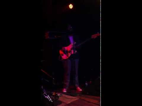 "José James live at Lincoln Hall - Solomon Dorsey bass solo over ""Do You Feel"""