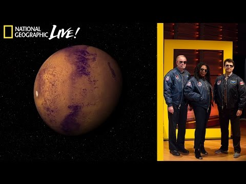 Sending Humans to Mars: How Will We Do it?   Nat Geo Live