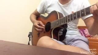 Phai dấu cuộc tình -cover guitar