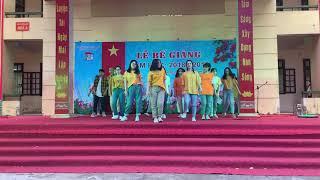 Trú mưa (Choreography by Oops! Crew) Dance cover by A7 k54 ĐAN PHƯỢNG