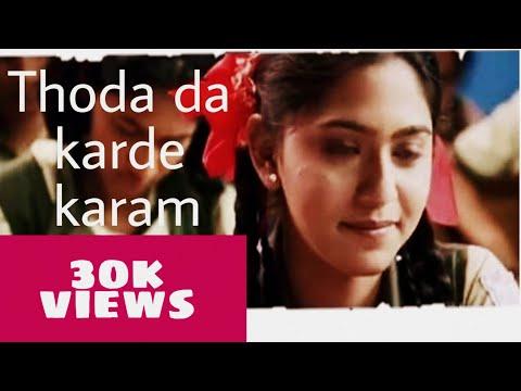 Thoda sa karde karm /full video song/hamne jeena shikh liya/ thegabrutv