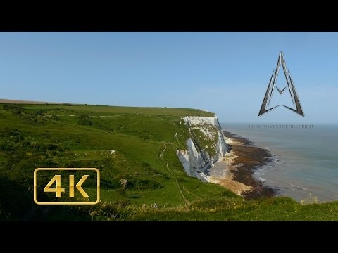 WHITE CLIFFS OF DOVER in 4K | ENGLAND