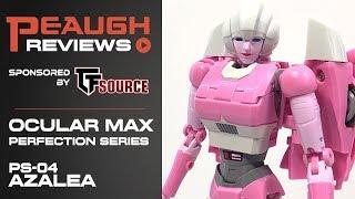 Video Review: Ocular Max PS-04 AZALEA