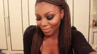Dramatic Black Smokey Eyes!! Thumbnail