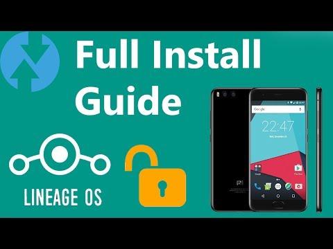 Lineage OS in Xiaomi Mi 6 [UNLOCK+TWRP+GAPPS GUIDE]