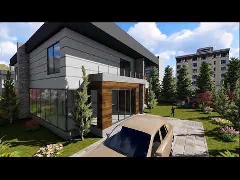 3D Mimari Animasyon ve Tanıtım Filmi(Konya)