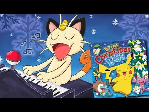 Pokémon Christmas Bash: Nobody Don't Like Christmas (Cover) - TheCartoonGamer