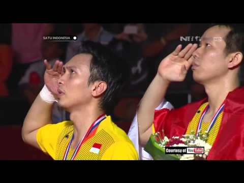 Satu Indonesia - Rudy Hartono