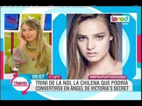 Las confesiones de Trinidad De La Noi sobre su participación en casting de Victoria´s Secret