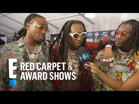 Migos Wants to Collab with Jay-Z & Michael Jackson? | E! Live from the Red Carpet