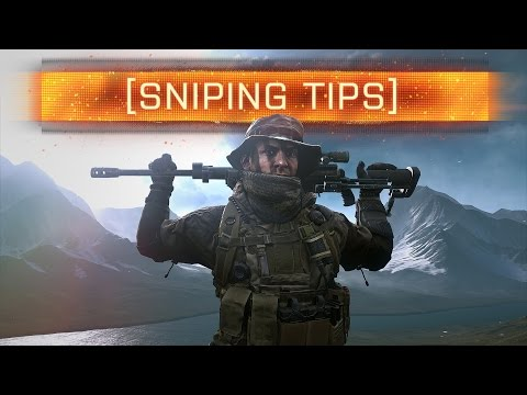► 3 IMPORTANT SNIPING TIPS!