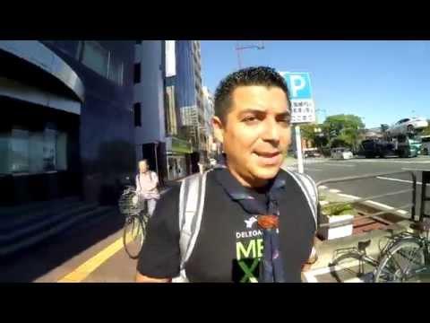 Mi experiencia en Japón - Recorriendo Fukuoka - #wsj2015 | Día 5, Parte 2