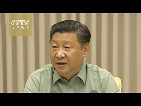 President Xi Jinping visits Rocket Force of PLA, calls it 'core of China's strategic deterrence'