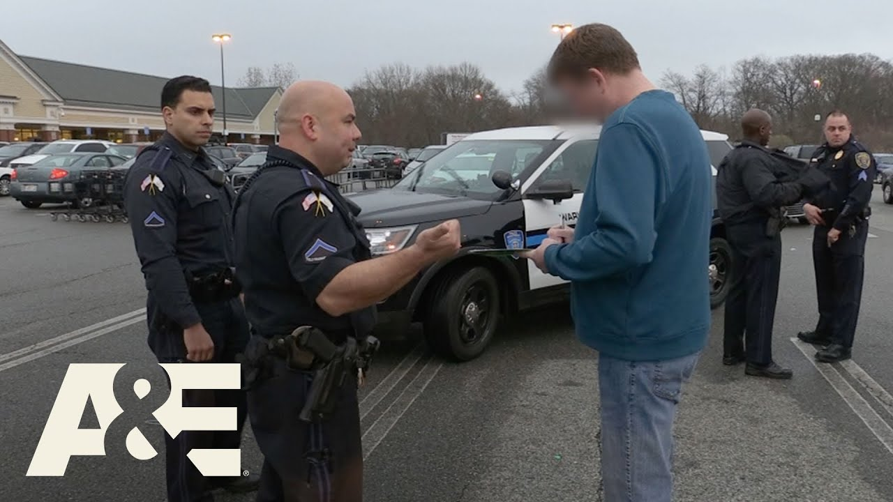 Live PD: Would You Talk to Your Mother Like That? (Season 3)   A&E