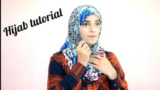 vuclip My HIJAB TUTORIAL   ||    Most Requested vid. || حجاب کا آسان طریقہ