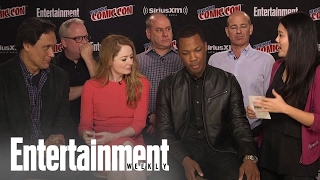 '24: Legacy' Cast & Producers On The Characters, Current Politics & More | Entertainment Weekly