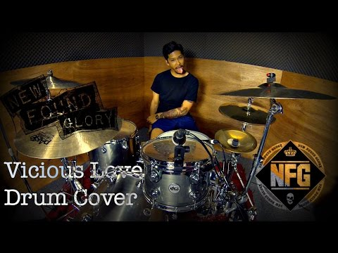 Ivan Wing | New Found Glory - Vicious Love Feat. Hayley Williams (DRUM COVER)