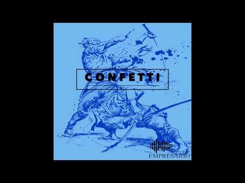 James Blue - Confetti (Feat. Smokky B) (Prod. CrackGod)