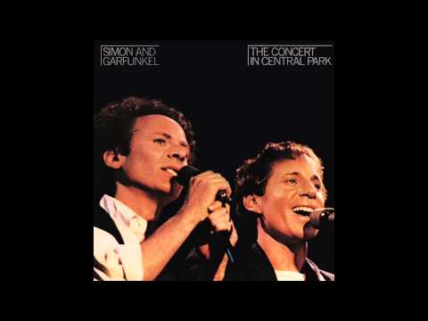 Simon & Garfunkel - America (Live at Central Park)