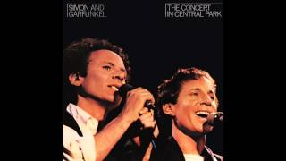 Simon & Garfunkel - America (Live at Central Park) - 1981.